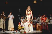 Costa Cavalcante recebe show com Natália Pereira
