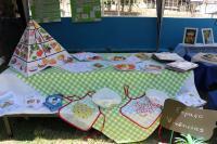 """Compartilhando Saberes, Cores e Sabores"": mostra de conhecimento movimenta CEI Cecília Santiago Dias"