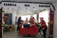 CEI Neusa Reis promove projeto Fábrica das Emoções