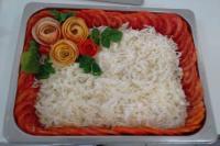 Merendeiras da Rede Municipal de Ensino inovam na montagem dos pratos