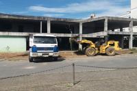 Acordo garante fechamento de prédio abandonado no Centro de Itajaí