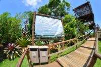 Mais de 18 mil pessoas visitaram o Parque Municipal do Atalaia em 2018