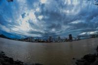 Defesa Civil de Itajaí não registra ocorrências graves devido à chuva