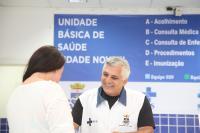 Itajaí é a cidade catarinense que mais investe em saúde entre os municípios com 200 mil habitantes