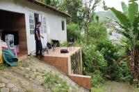 Defesa Civil monitora tempestades em Itajaí