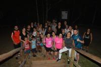 Trilha das Estrelas reúne 40 participantes no Parque do Atalaia
