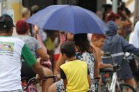 Quase 200 milímetros de chuva nas últimas 72 horas em Itajaí