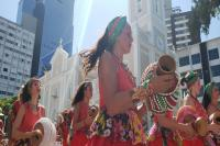 Carnaval no Mercado reúne mais de 16 mil pessoas no fim de semana