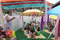 Centro de Educação Infantil trabalha questões ambientais com os alunos
