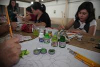 Inscrições abertas para os cursos do programa Arte nos Bairros