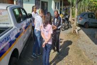 Força-tarefa intensifica vacinação contra febre amarela com moradores do interior
