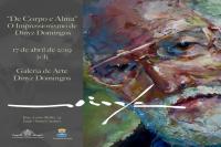 Artista Dinyz Domingos é homenageado em reabertura de galeria de arte