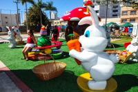 Itajaí terá decoração especial para Páscoa